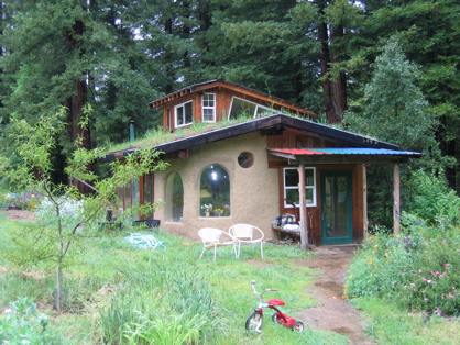 Cordwood House Plan « Earthbag House Plans